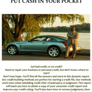 How to Establish New Credit Book Cover